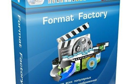 chuyển đổi đa năng format factory