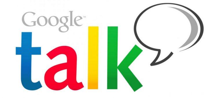 nhắn tin tức thời google talk