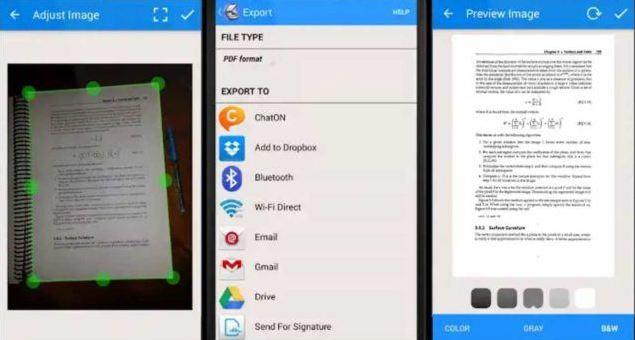 Fast Scanner - ứng dụng scan đáng tin