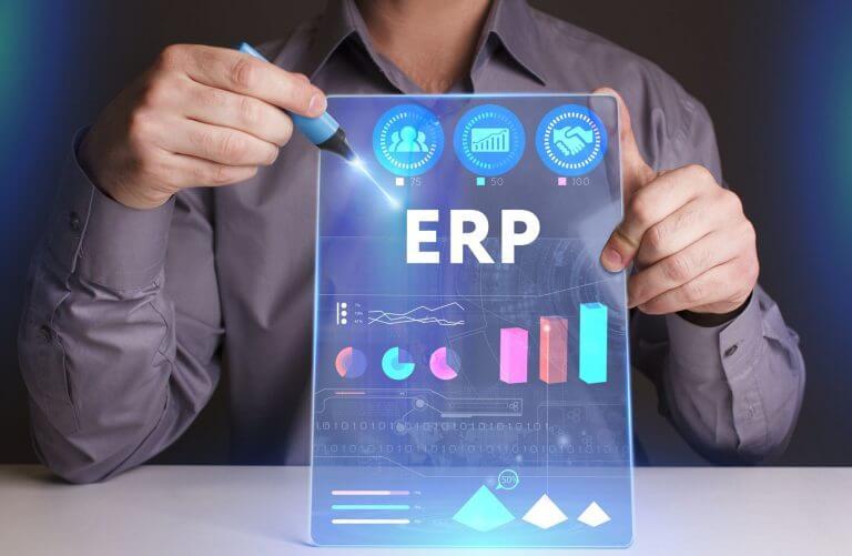 Phần mềm ERP hỗ trợ cho doanh nghiệp