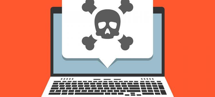 Máy tính bị nhiễm Malware