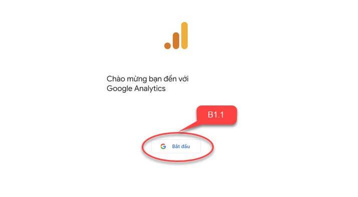 cài app Analytics